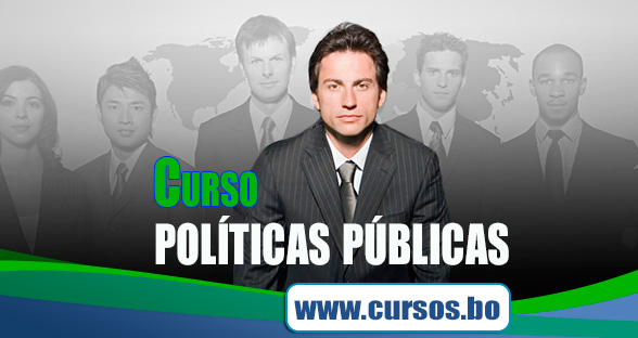 Curso virtual Políticas Públicas