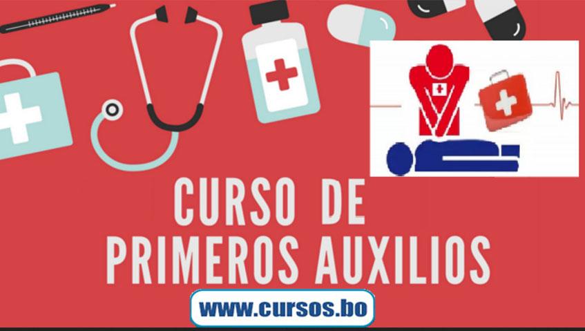 Curso Virtual de Primeros Auxilios
