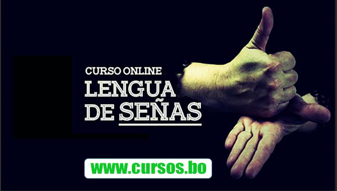 Curso Virtual de lengua de Señas