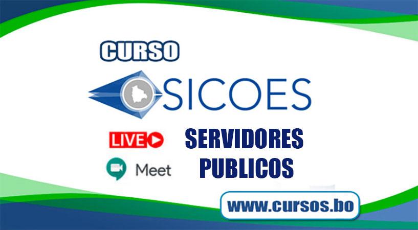 Curso DS 0181 Publiciación DBC al SICOES Funcionarios Publicos incluye DS 4285 Medios Digitales (EN VIVO🔴)