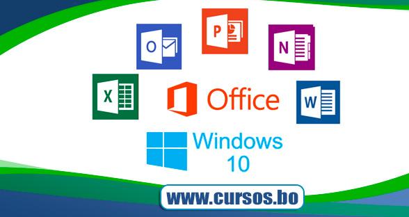6 Cursos Computación Básica (Windows, Word, Excel, Outlook, Powerpoint, Publisher)